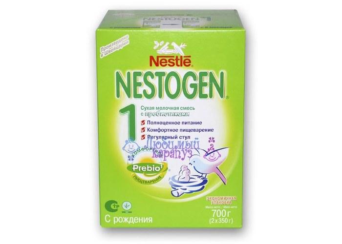 Витакар (Vitacare): детская смесь нэнни (nanny) 1 с пребиотиками ...